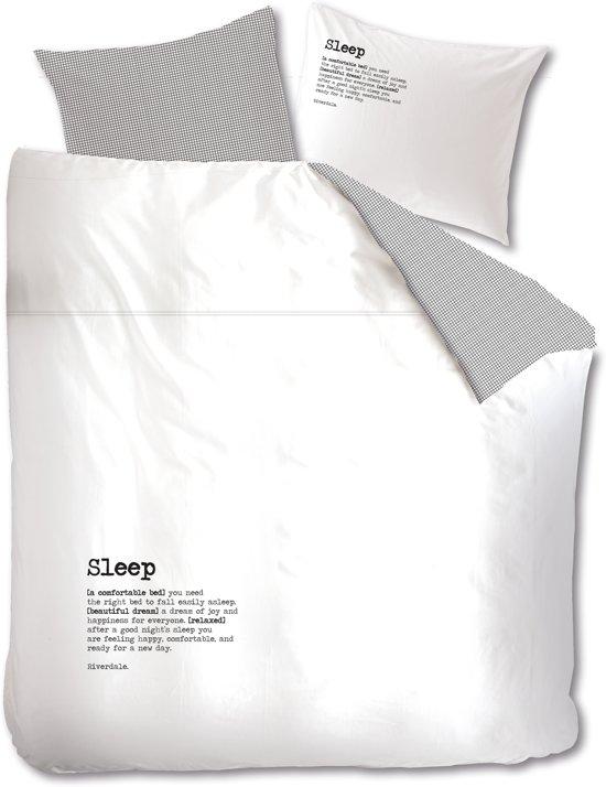 Lits jumeaux Sleep white 240cm