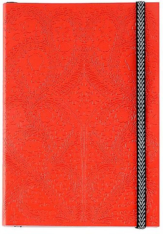 Christian Lacroix Scarlet B5 Paseo Notebook