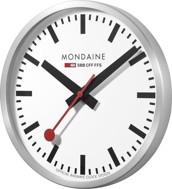 Mondaine Swiss Railways Wandklok à 40 cm
