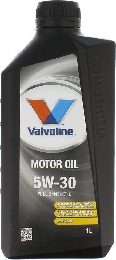 Vellidte bol.com   Valvoline 5W-30 Full Synthetic - Motorolie - 1L QP-37