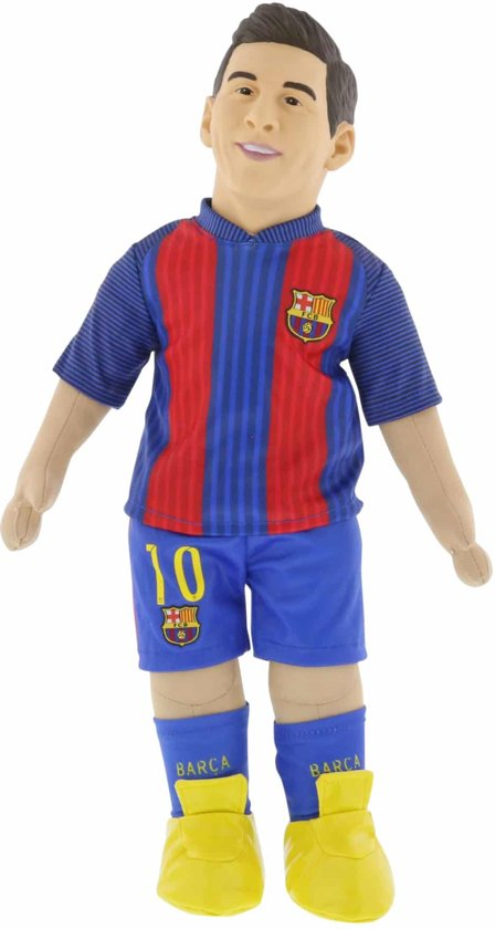 BubuzZ - Lionel Messi - FC Barcelona Football Figure Doll Sports Doll /Toys