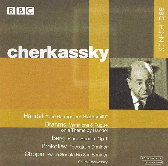 Handel: The Harmonius Blacksmith; Brahms: Variations & Fugue on a Theme by Handel; Etc.