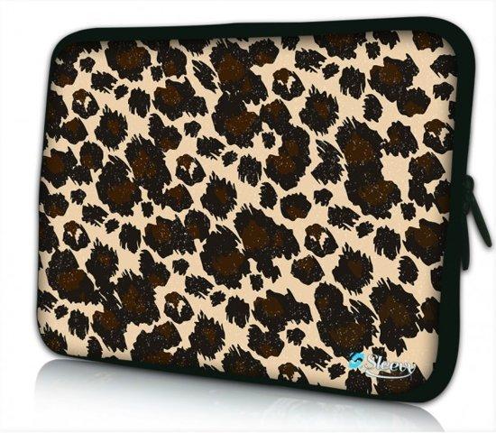 bol   laptop sleeve 14 inch panterprint - sleevy