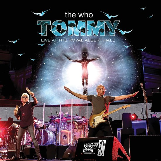 The Who - Tommy (Live  Royal Albert Hall)