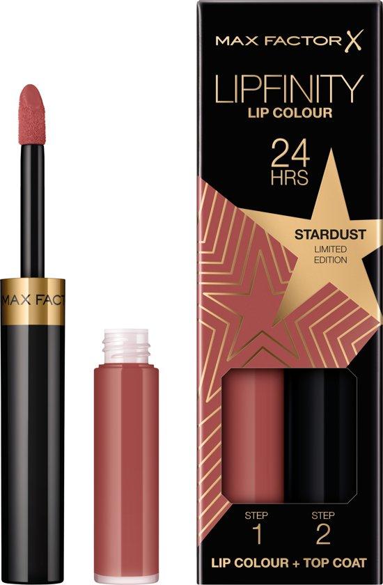 Max Factor Lipfinity Rising Stars 082 Stardust Lipstick