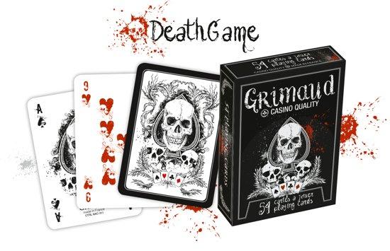 Afbeelding van het spel Death Game Poker - pokerkaarten