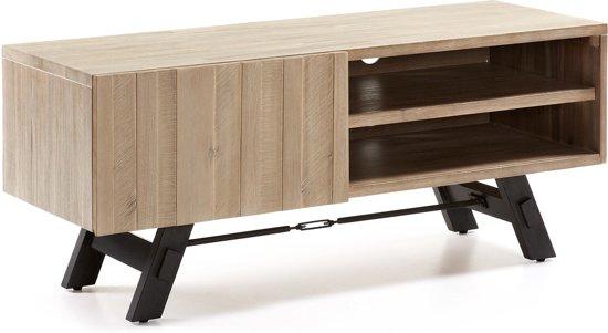 Verbazingwekkend zwevend tv meubel hout afbeeldingen galerij