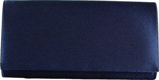 77c3677456d BULAGGI Party - Clutch - Donker Blauw