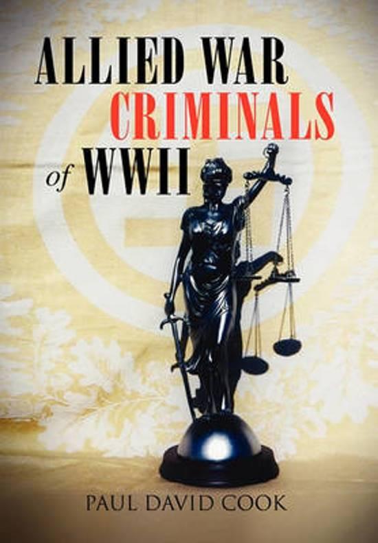 Allied War Criminals of WWII