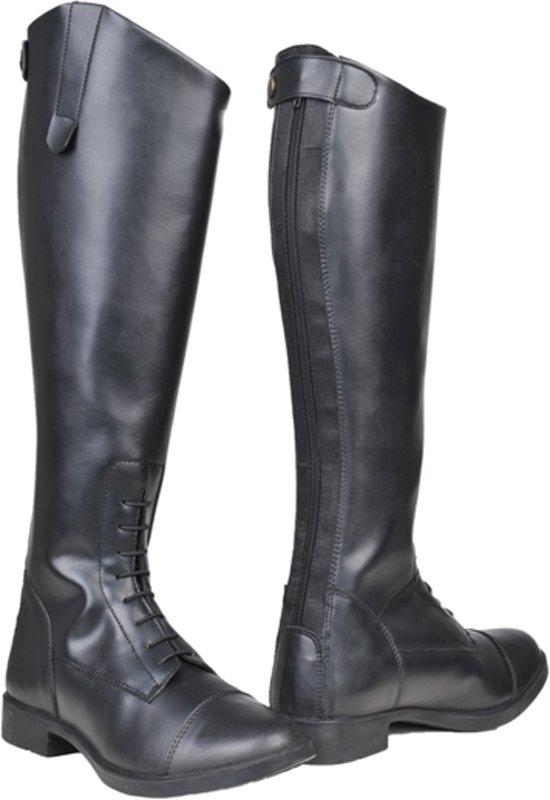 HKM Rijlaars New Fashion Kort/wijd Zwart 39