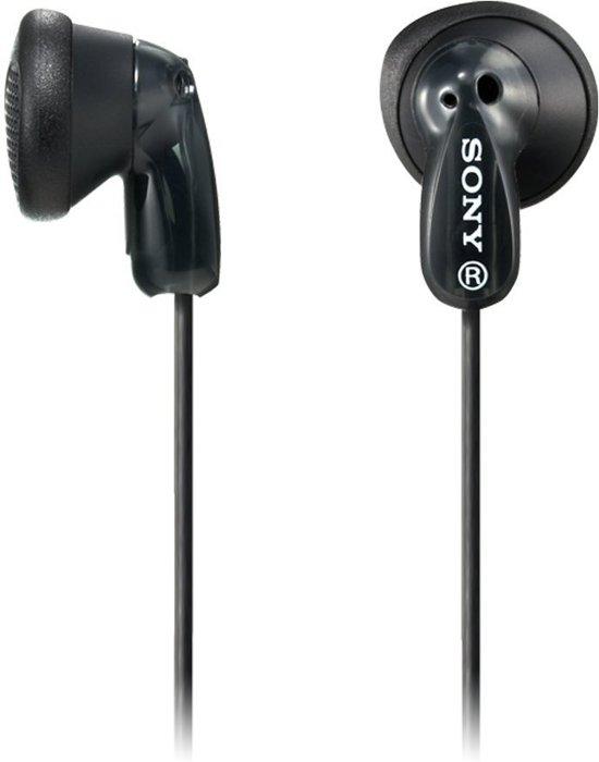 Sony MDR-E9LP - In-ear oordopjes - Zwart