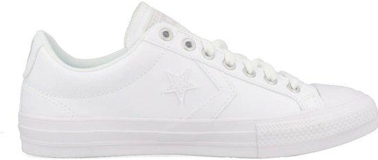 Converse Meisjes Sneakers Star Player Ev Ox Kids - Wit - Maat 31