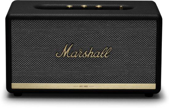 Marshall Stanmore II - Draagbare speaker - Zwart