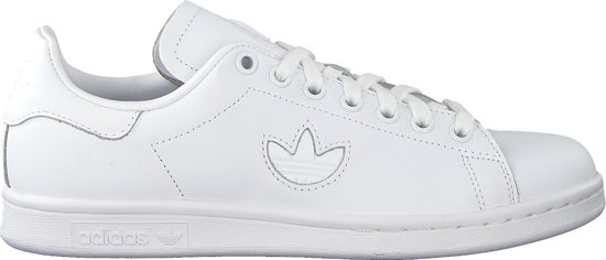 03f0b99bbd2 bol.com | Adidas Dames Sneakers Stan Smith Dames - Wit - Maat 42