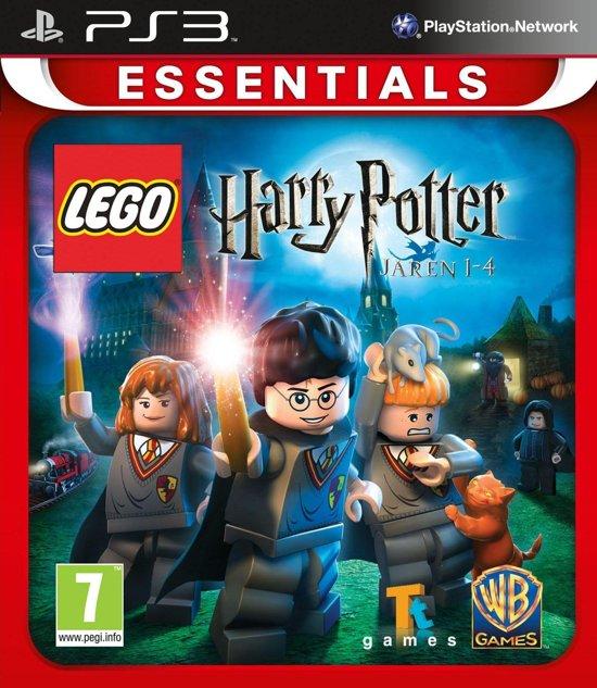 eerste blik best verkocht premium selectie LEGO Harry Potter jaren 1-4 - Playstation 3