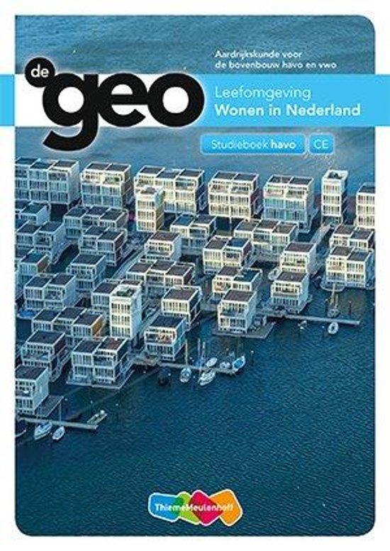De Geo Leefomgeving Wonen in Nederland Havo Studiehoek