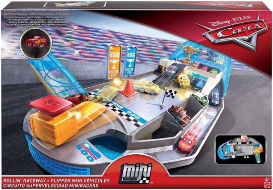 Cars 3 Micro Racer Fall TV Driver
