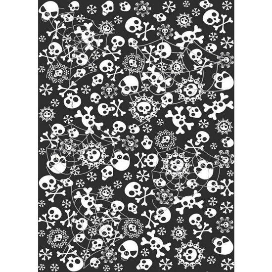 Horror Halloween Tafelkleed - 130x180cm