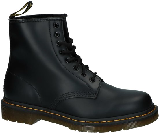 Bottines Martens Maat Black Heren Dr 11822006 47 Zwart;zwarte Stoer Smooth W1qUR