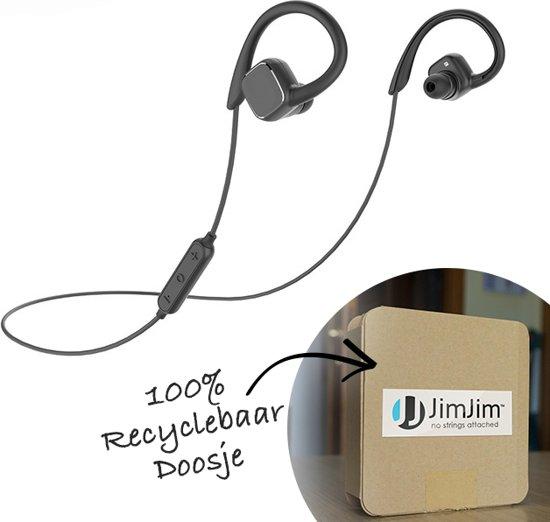 JimJim Appeal Pro - Magnetische Bluetooth Oordopjes - 8 uur accu in Molenhoek