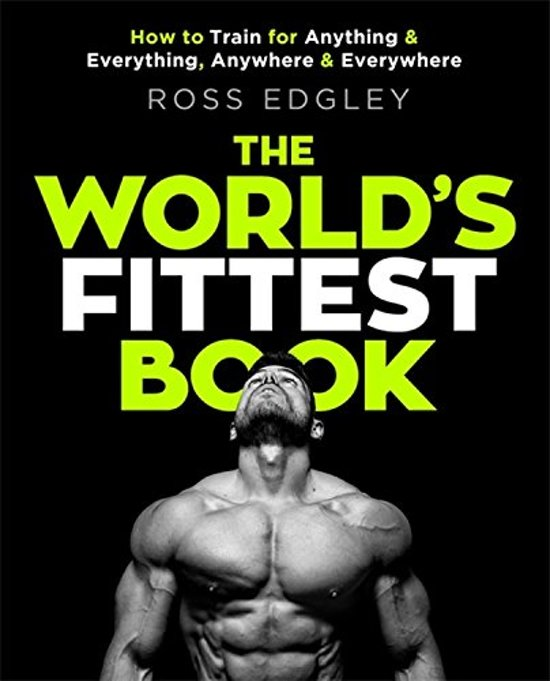 Boek cover The Worlds Fittest Book van Ross Edgley (Paperback)