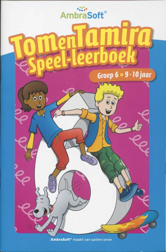 bol | ambrasoft tom en tamira speelleerboek / gr 6, willem