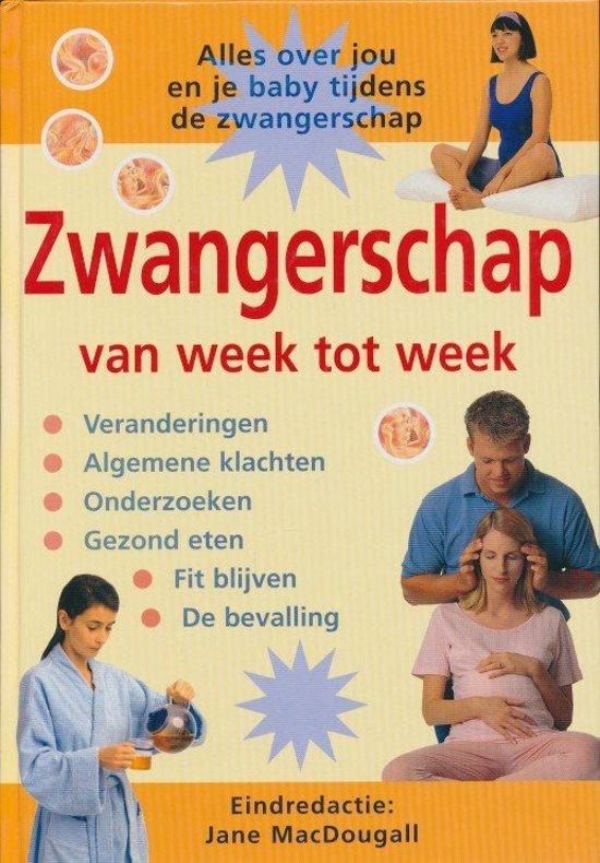 zwangerschapsboek van week tot week