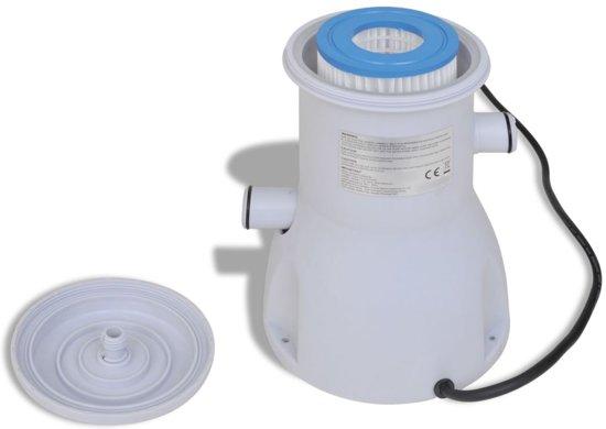 Zwembad filter pomp 800 gal/h