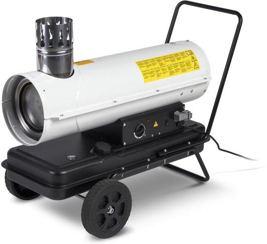 Trotec IDE 20 Indirect gestookte oliekachel (20 kW verwarmings vermogen)