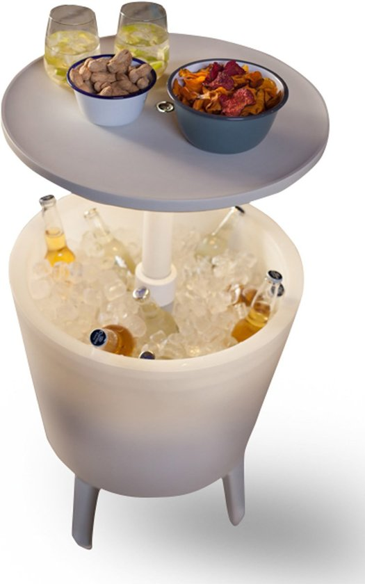 Keter Illuminated Coolbar Koelbox