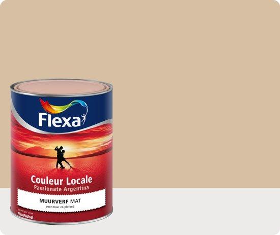 Flexa Couleur Locale - Muurverf Mat - Passionate Argentina Breeze  - 7545 - 1 liter