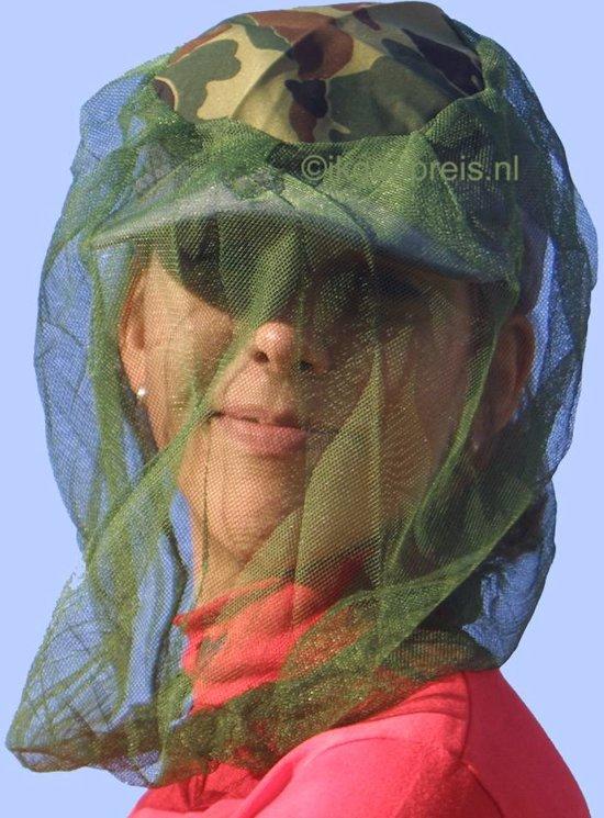 Relags No-see-um hoofdnetje tegen muggen