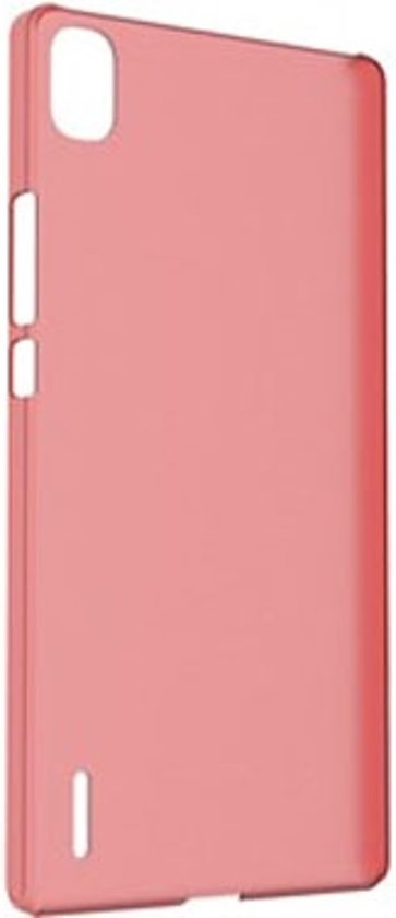 Back Case - Huawei Ascend P7 - Rood