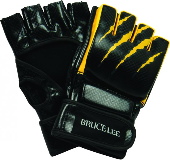Bruce Lee Signature Grappling Gloves - Grappling handschoenen M
