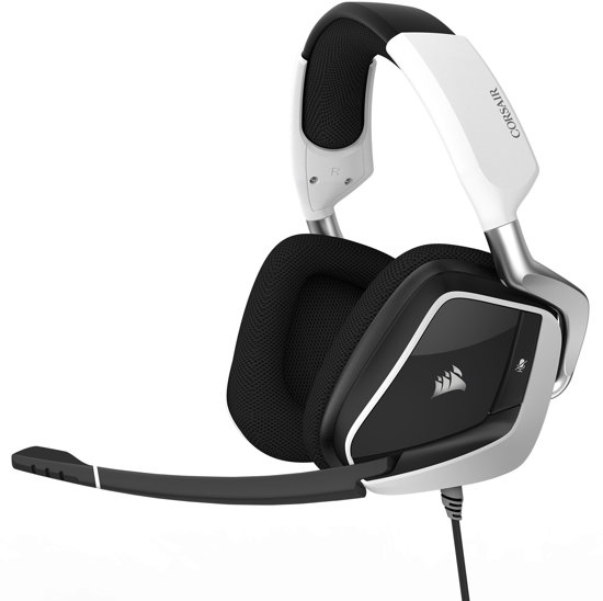 Corsair Void Pro RGB - Gaming Headset - Wit - PC