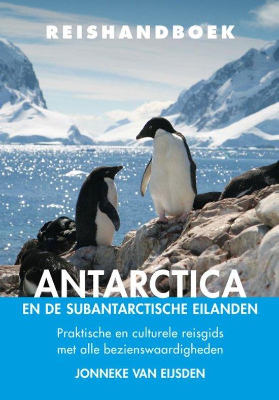 Reisgids Antarctica