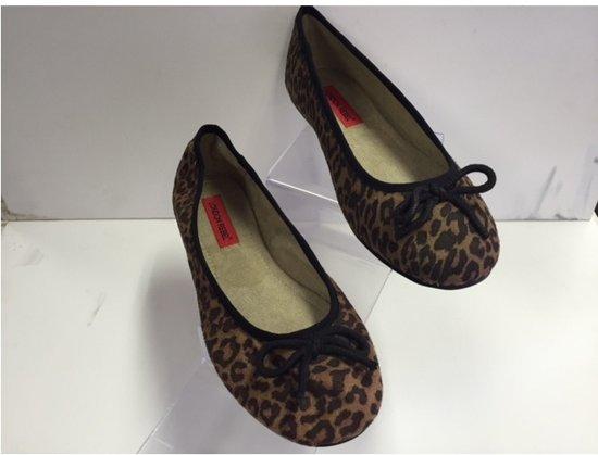 Ballerina Leopardprint maat 40
