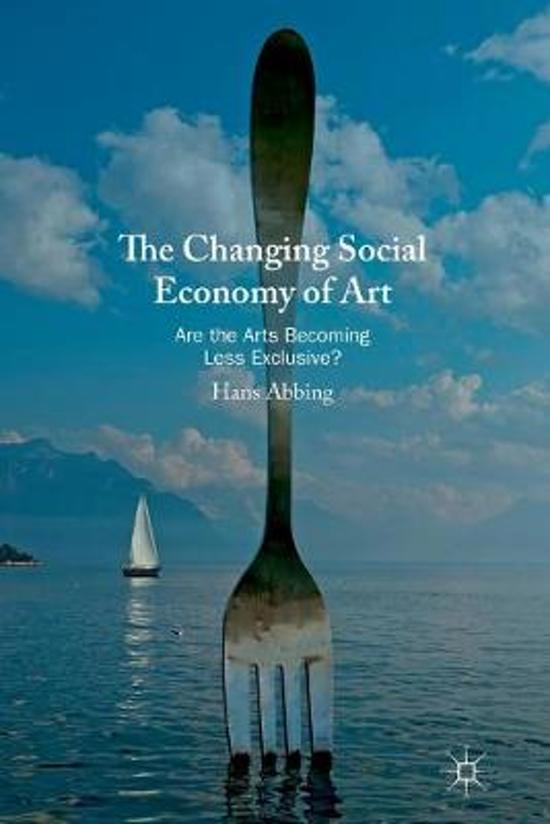 The Changing Social Economy of Art