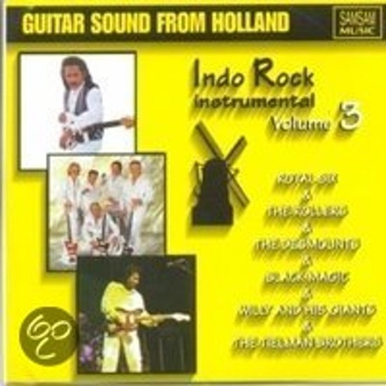 Guitar Sound From Holland, Vol. 3