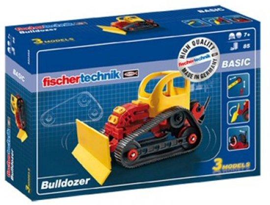Fischertechnik Bulldozer
