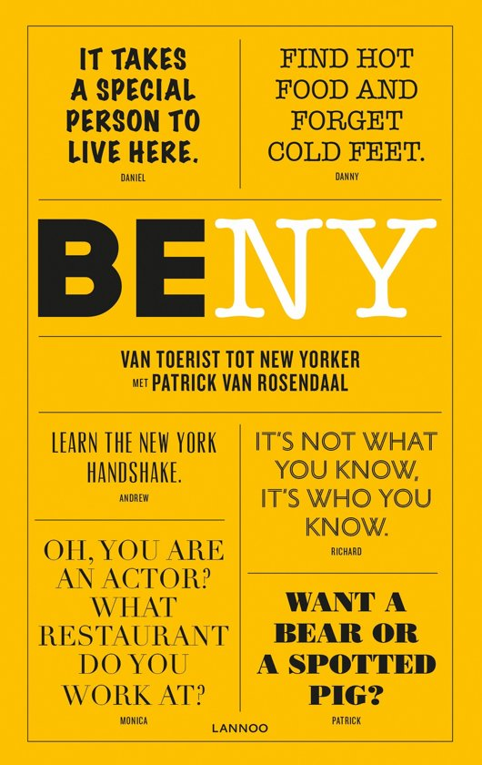 Be NY
