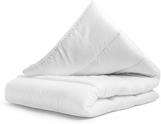 Sleeptime Royal - Dekbed - Enkel - Synthetisch - Lits-Jumeaux - 240 x 220 cm - Wit