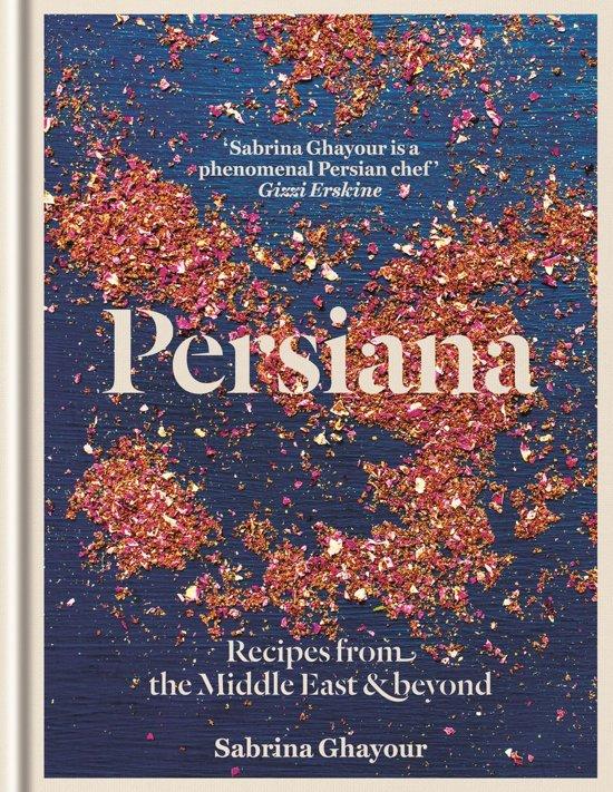 Boek cover Persiana van Sabrina Ghayour (Onbekend)