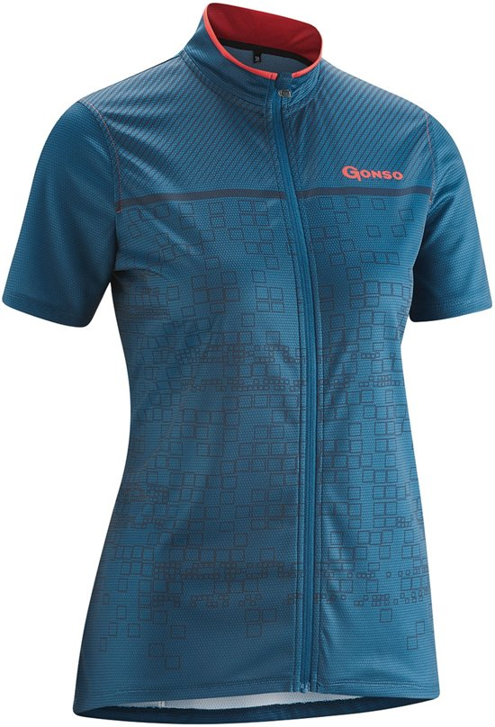 Gonso Sportshirt - Maat 44  - Vrouwen - donker blauw