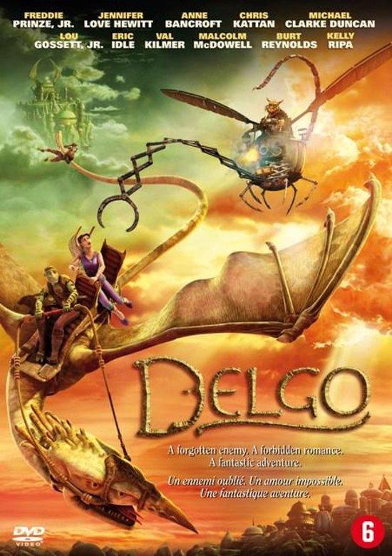 Cover van de film 'Delgo'