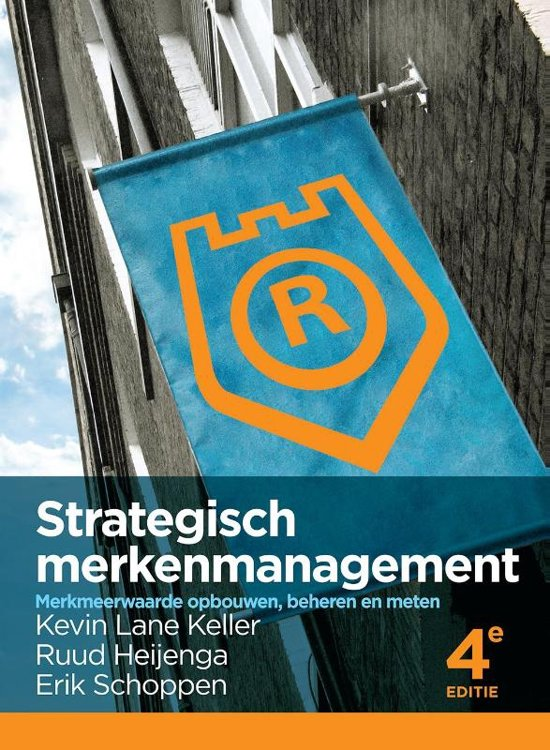 Strategisch merkenmanagement + MyLab NL toegangscode