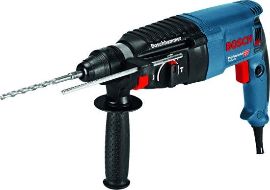 Bosch Professional GBH 2-26 Boorhamer - 830 Watt - 2,7 J - Met opbergkoffer