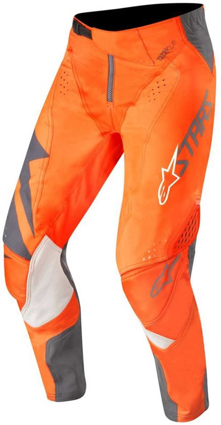 30 fluor Alpinestars Crossbroek Techstar Factory Orange Anthracite rCxBdeo