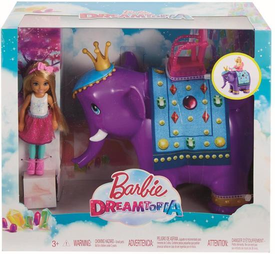 Barbie Chelsea Met Olifant