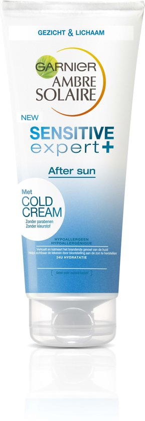 Garnier Ambre Solaire After Sun Melk Cold Cream - 200 ml